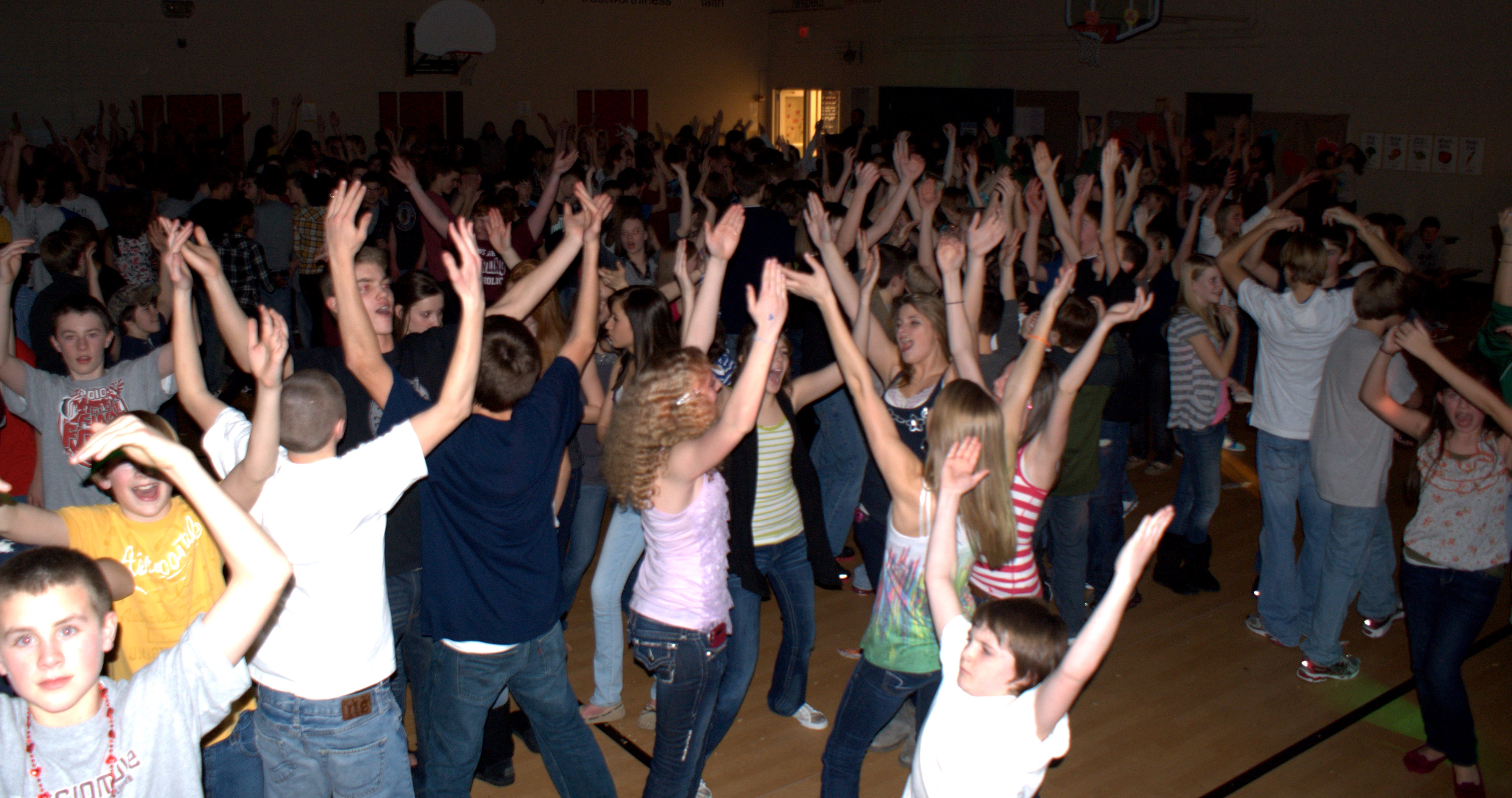 Middle School Dance Songs That Get Better In College